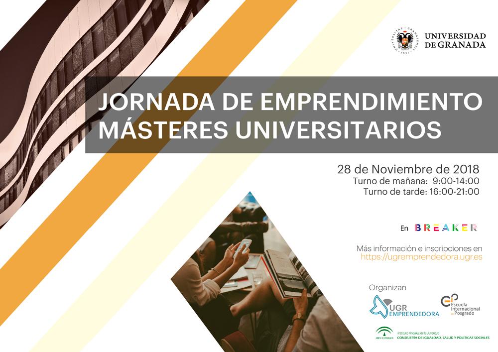 Jornada Emprendimiento Master