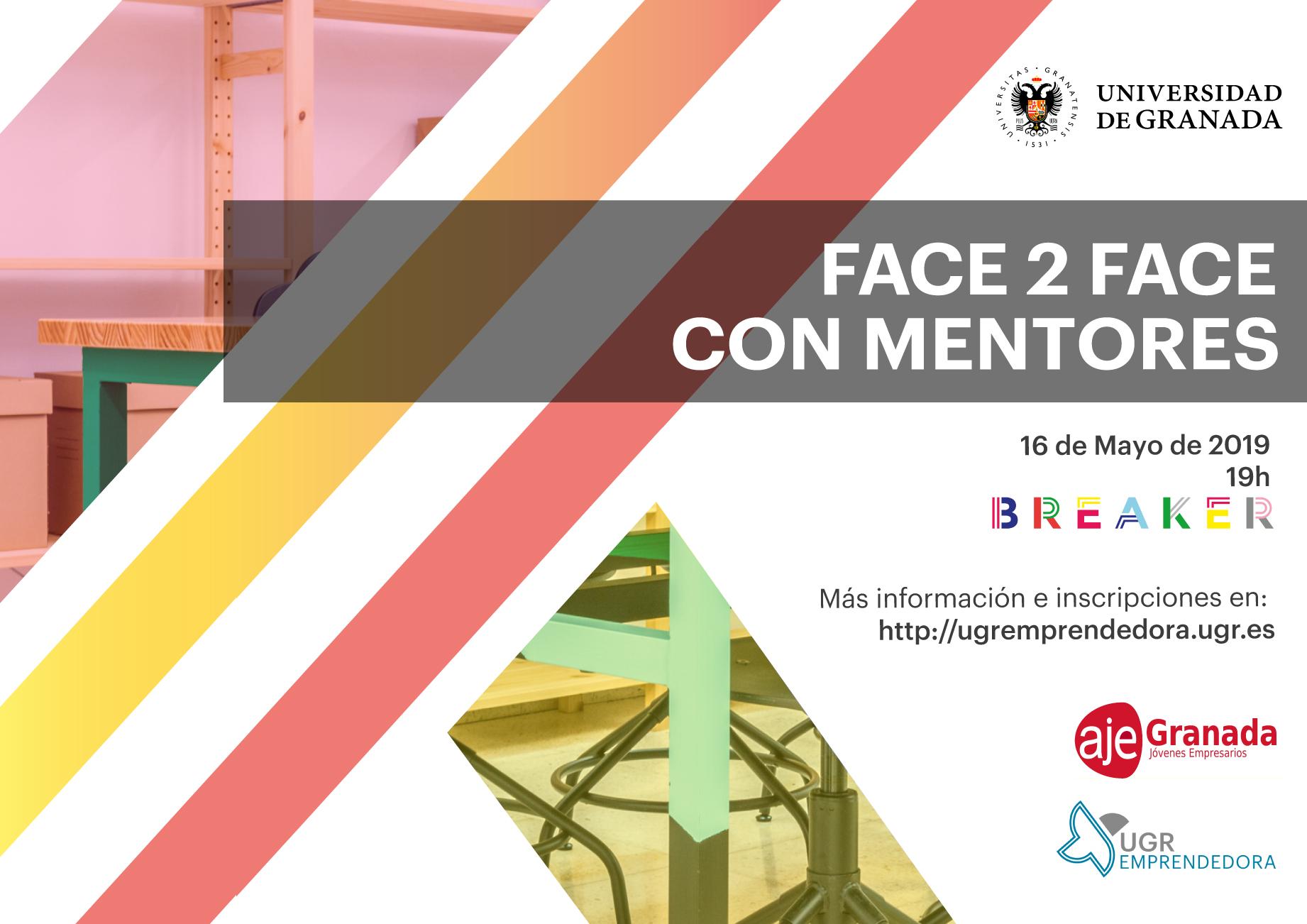 Face2Face con mentores