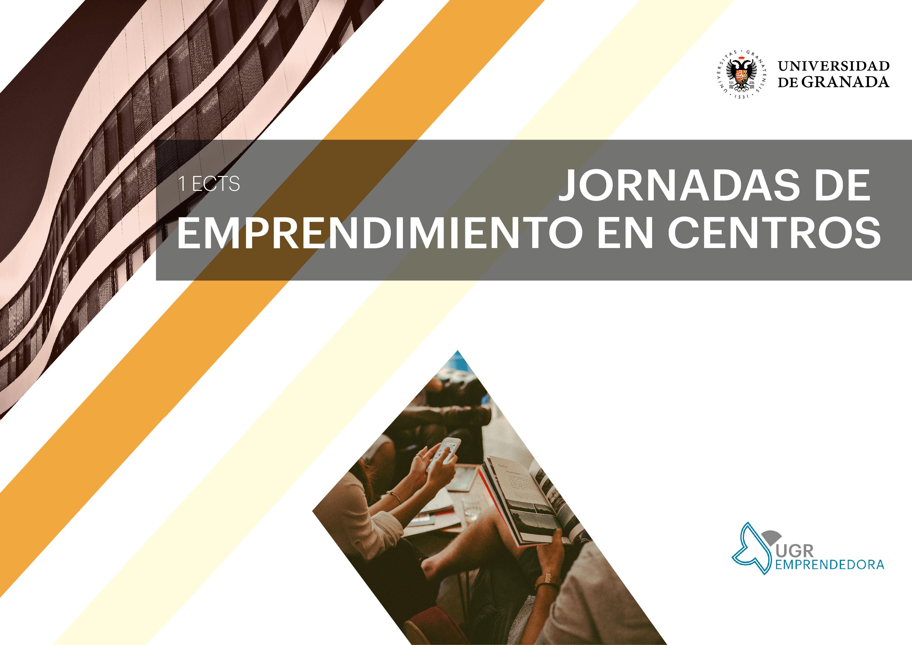 Cartel Jornadas en Centros