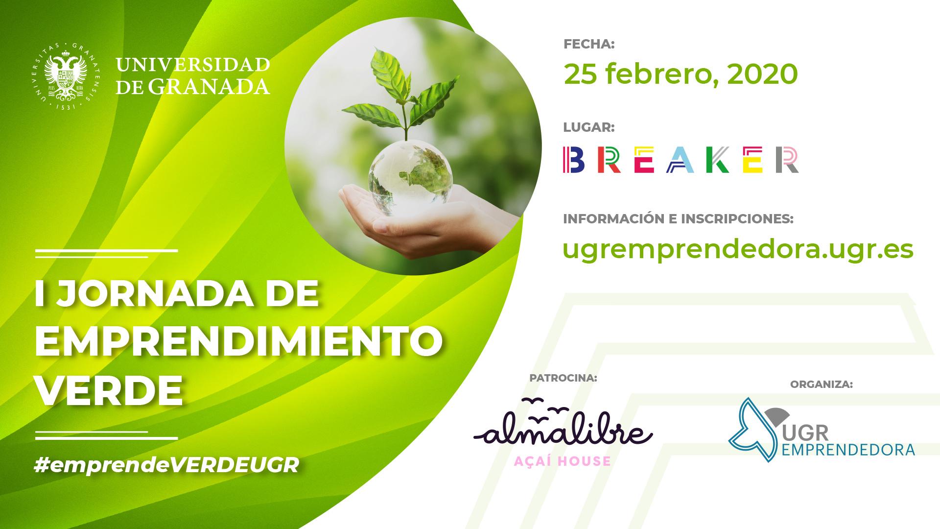 Jornada Emprendimiento Verde