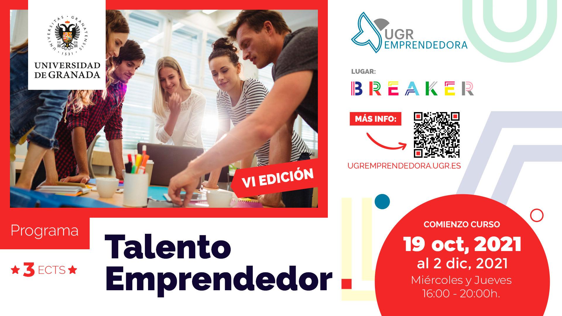 Programa Talento Emprendedor 2021